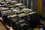 Battery hulk recycling