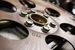 GM part closeup