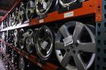 Wheels warehoused